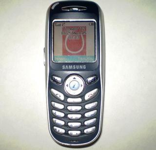 Телефон Samsung X 100