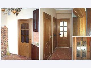 установка входной двери щербинка