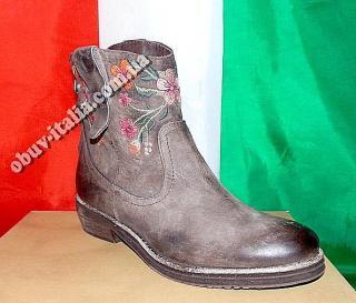 709a501db Ботинки женские кожаные фирмы ALKIMIA оригинал п-о Италия * ALL-aTop ...