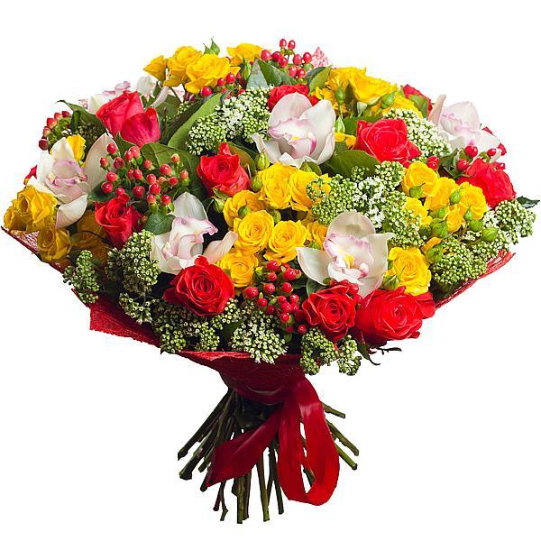 Житомирская украина доставка цветов, кустовые