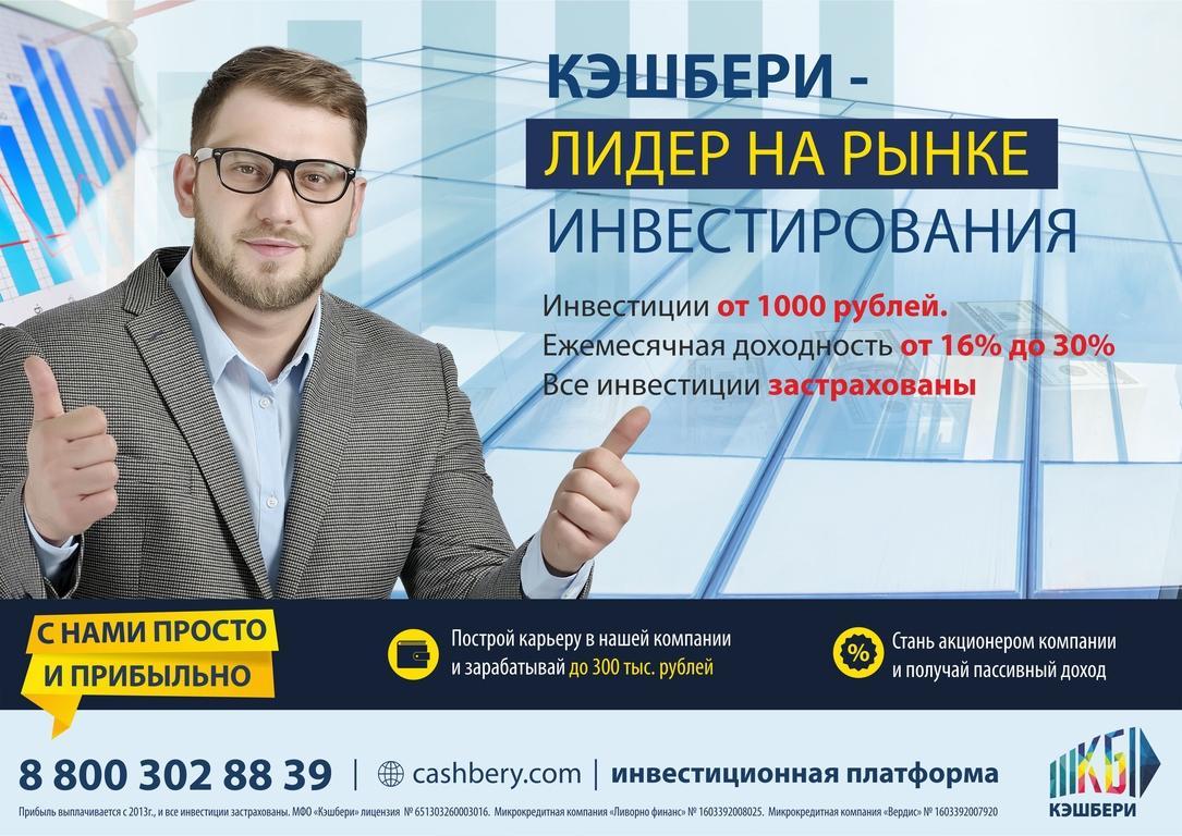 инвестиционная компания удаленная работа