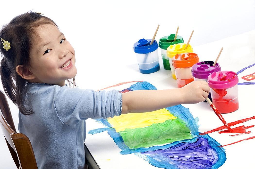 Картинки рисуют дети, мамочка