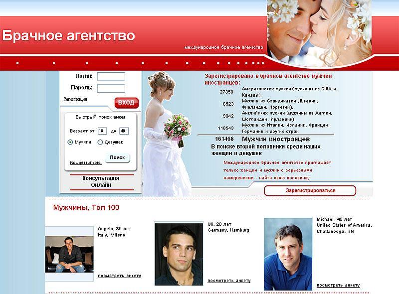 Международные сайты знакомств в украине