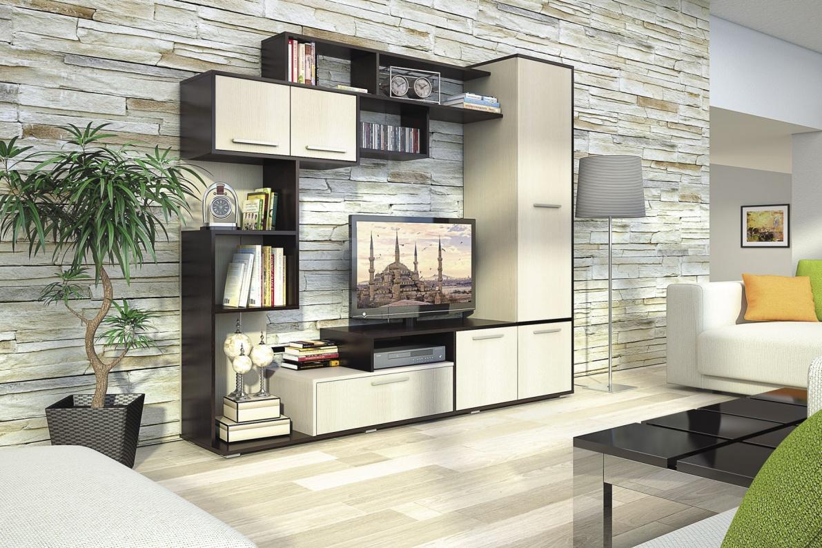 Варианты размещения мебели в гостиной фото лет