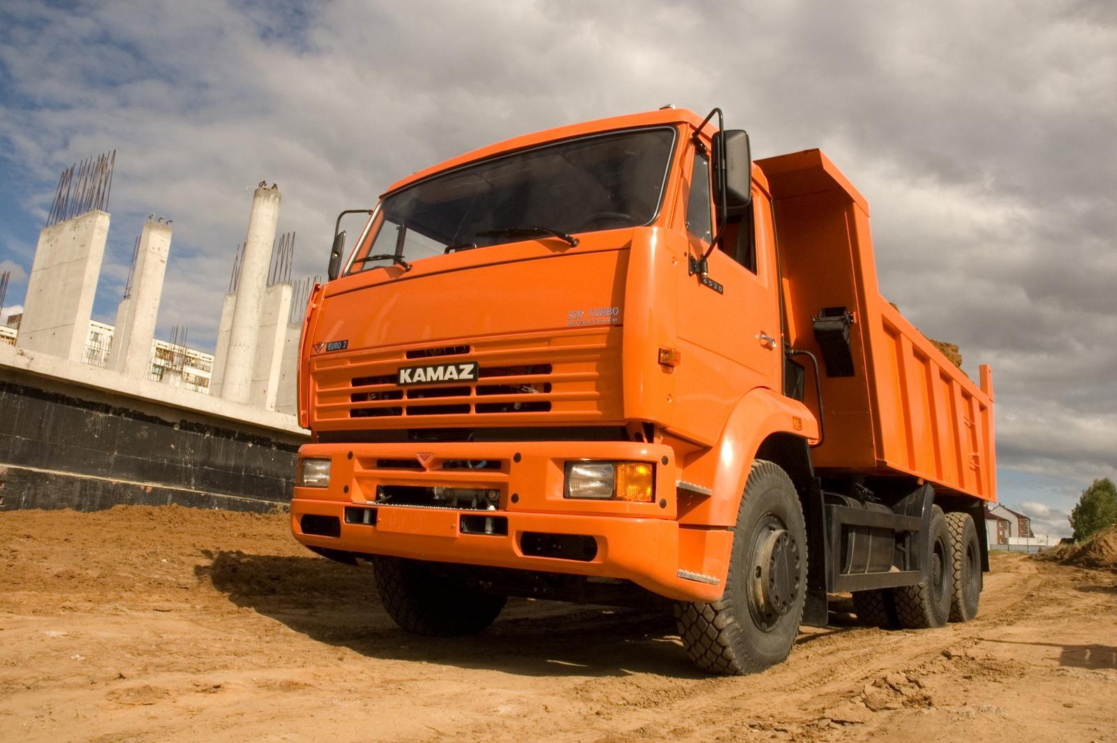 самых грузовые машины камаз фото этого